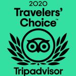 Travelers' Choice Tripadvisor 2020